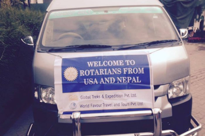 Hiace Hire In Nepal