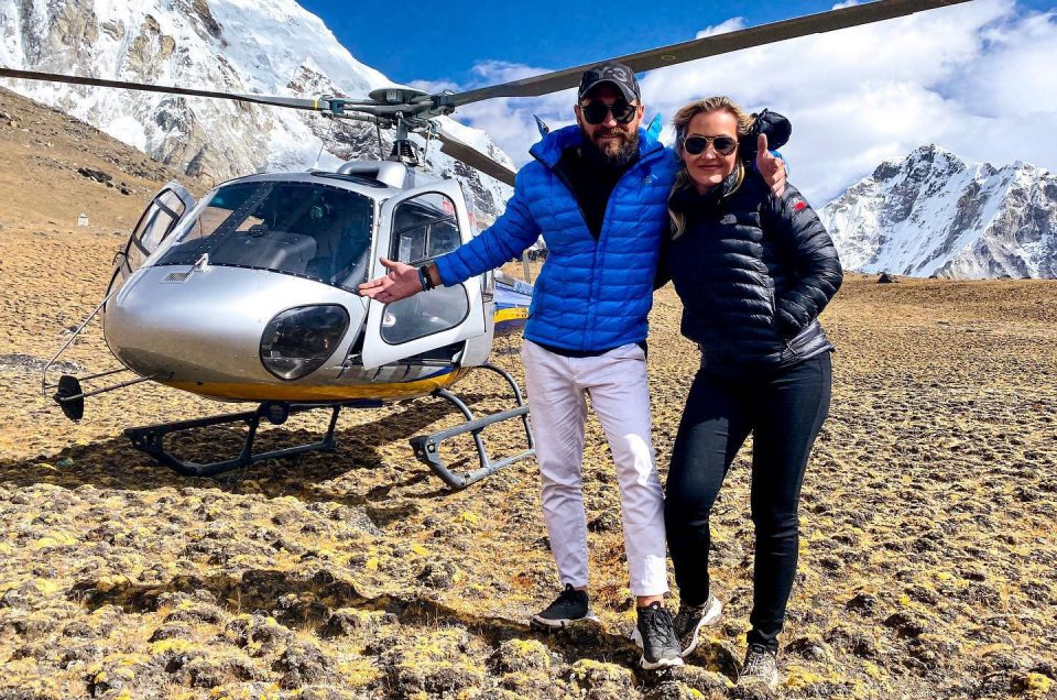 Everest Base Camp Heli Tours