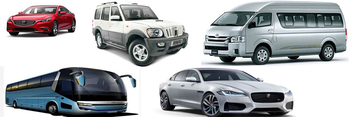 Vehicle Rental Service in Nepal